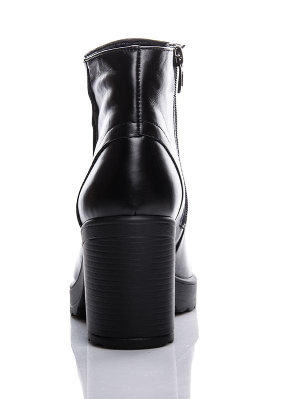 Ботинки черные | 4603688 | фото 5