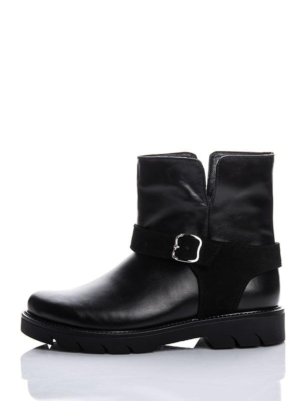 Ботинки черные   4603689   фото 3