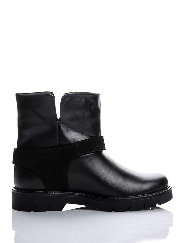 Ботинки черные   4603689   фото 4
