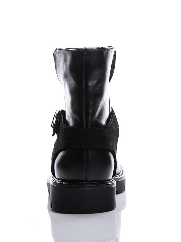Ботинки черные   4603689   фото 5