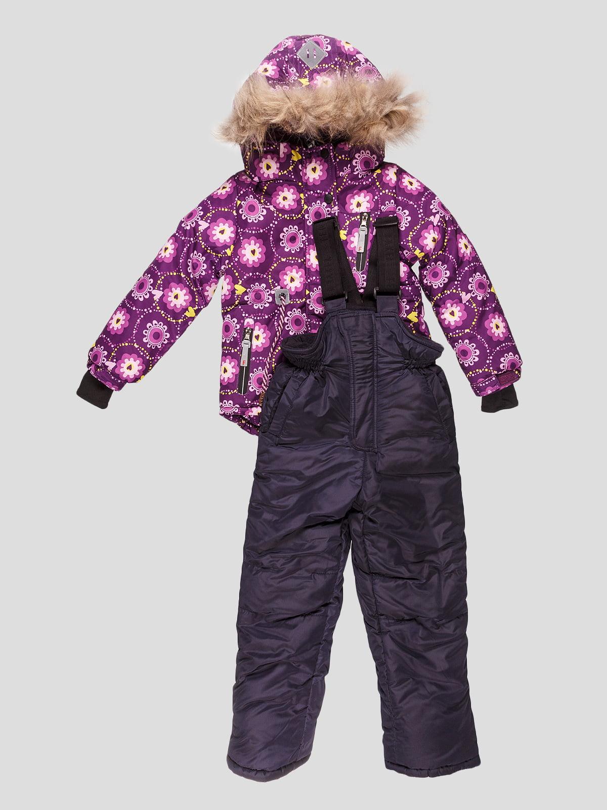 Комплект: куртка і півкомбінезон | 4587960