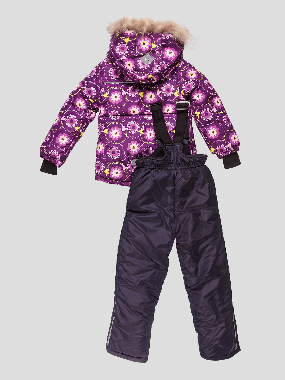 Комплект: куртка і півкомбінезон | 4587960 | фото 2