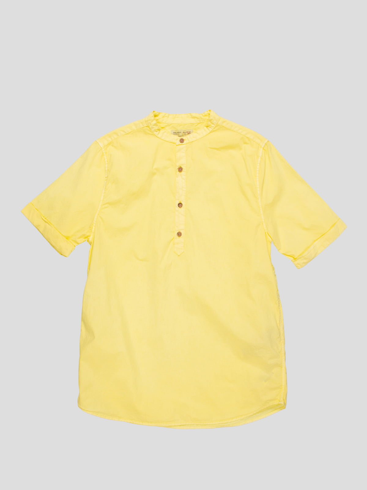Футболка желтая   4575186