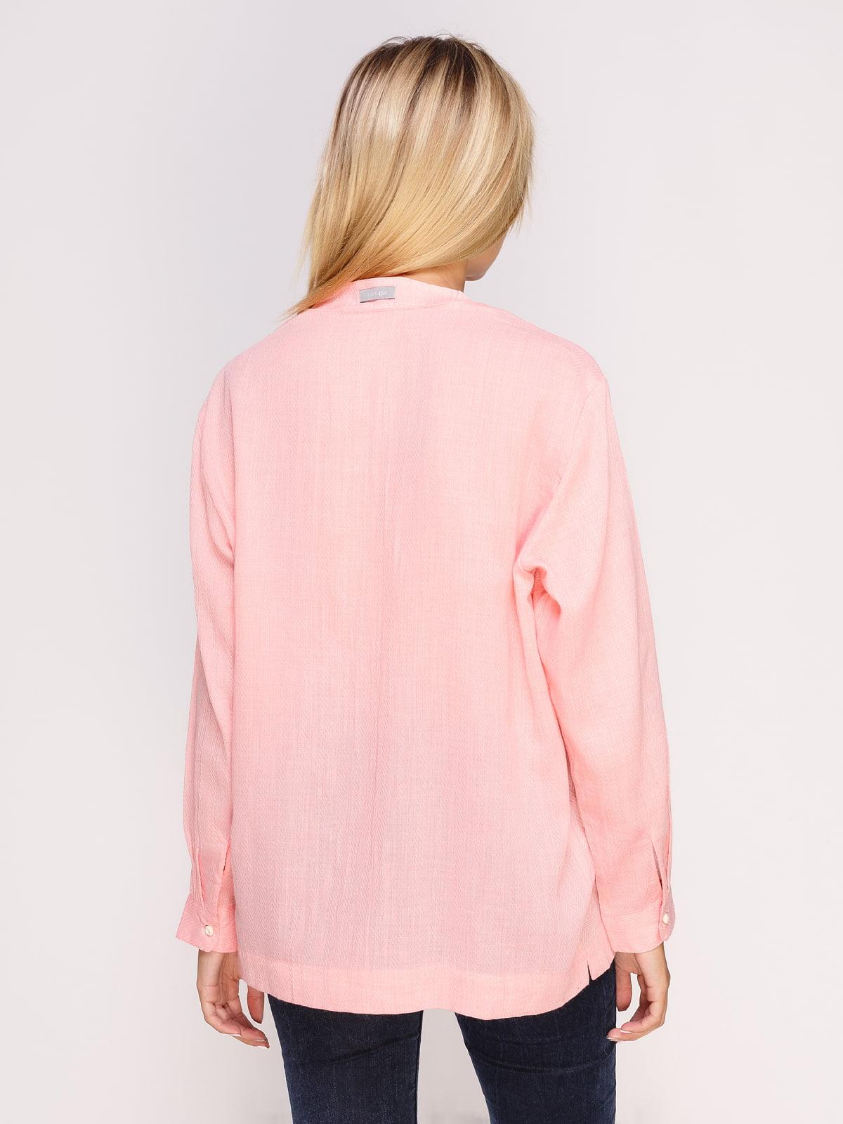 Рубашка розовая | 4495570 | фото 2