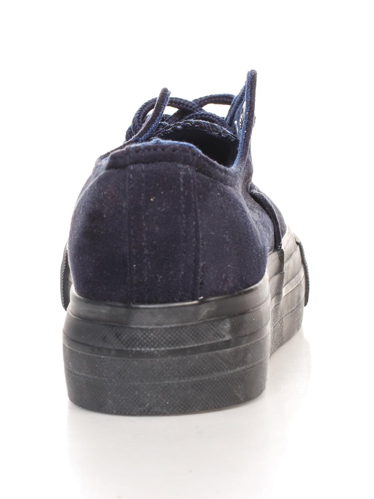 Кеды темно-синие | 4603071 | фото 3