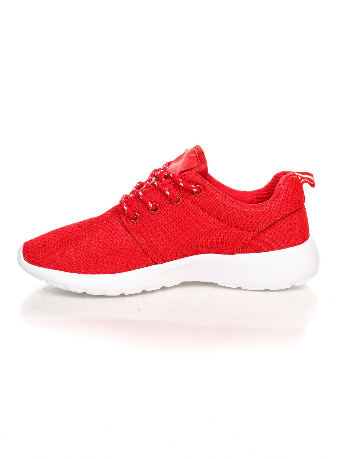 Кроссовки красные   4603162   фото 2