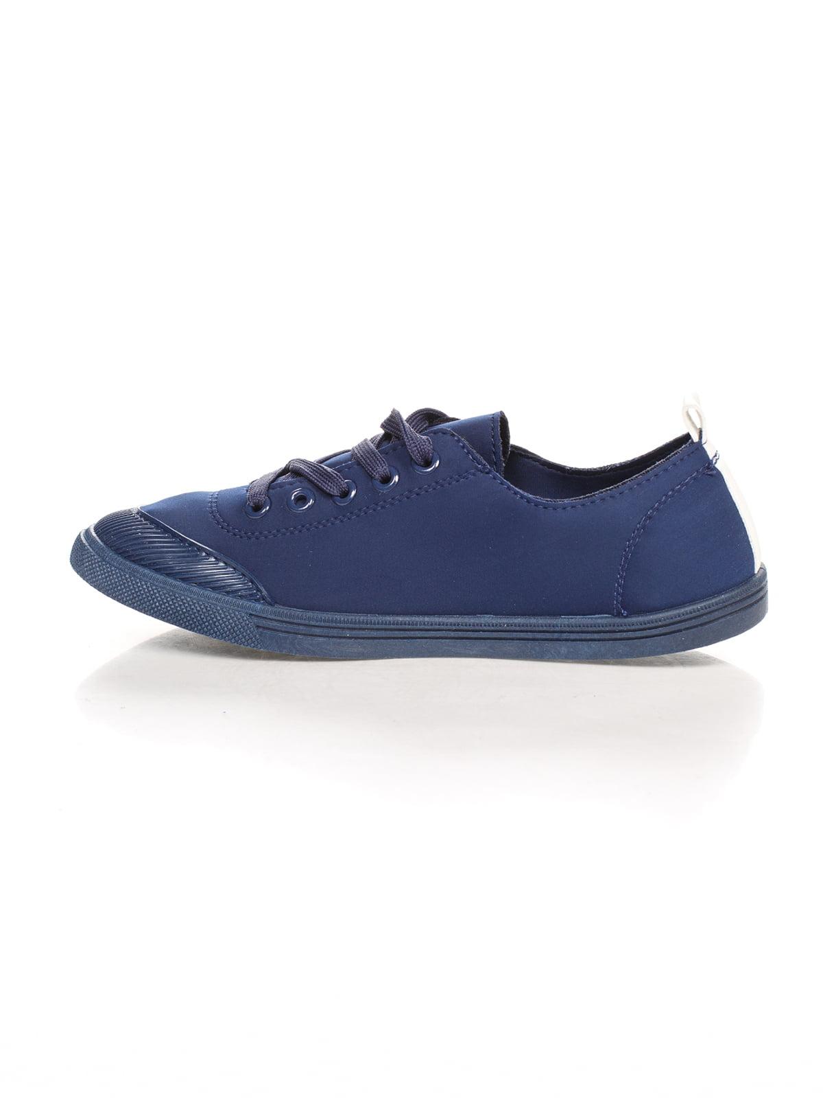Кеды синие   4603076   фото 2