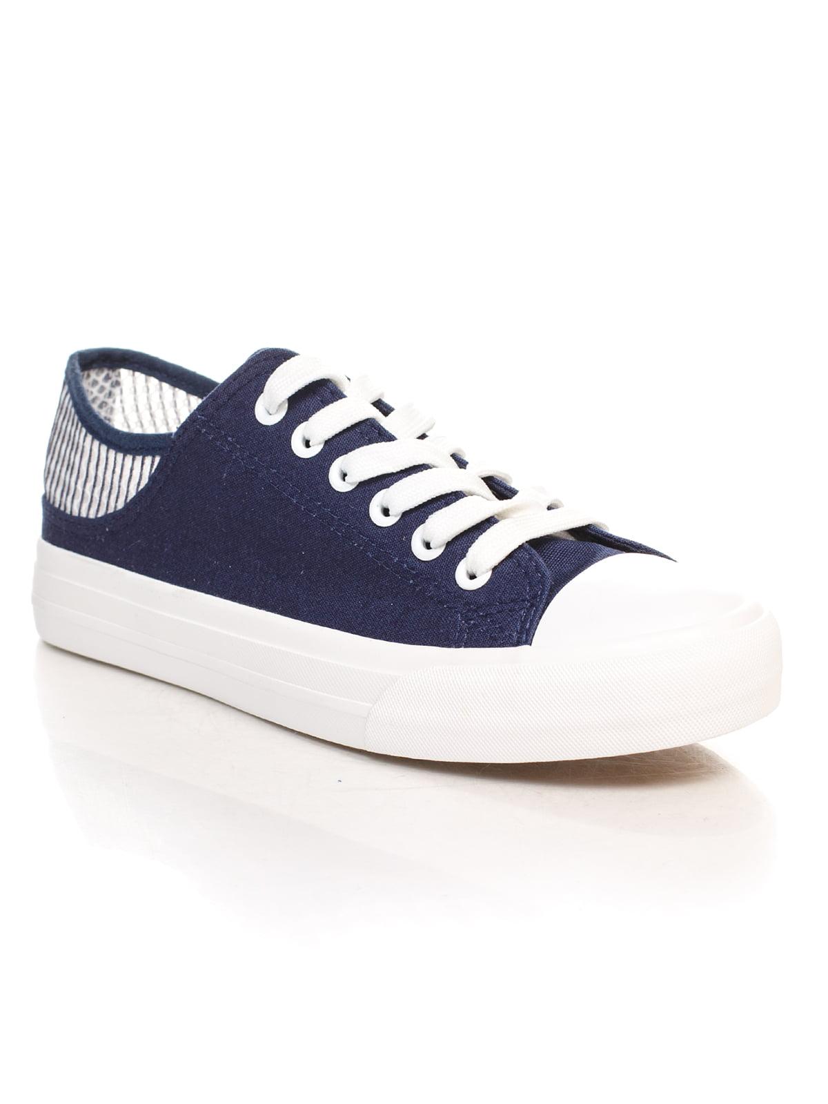 Кеды синие | 4603074
