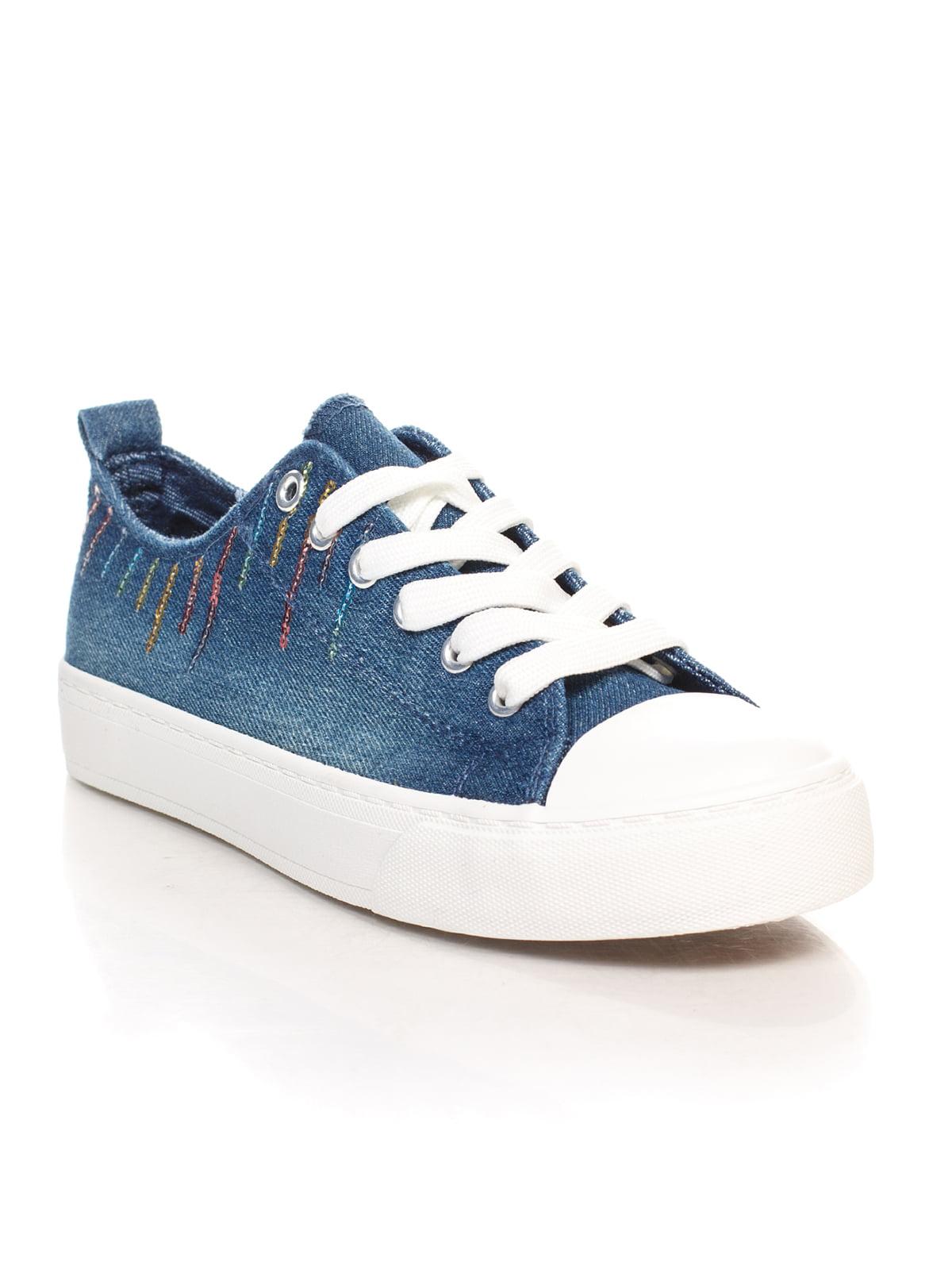 Кеды синие | 4603066
