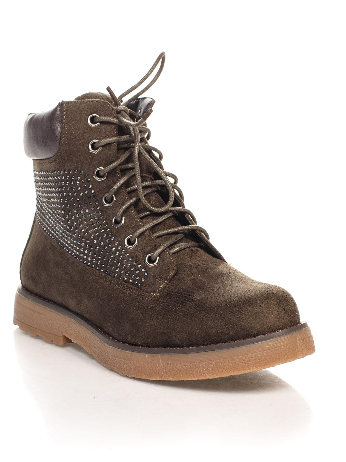 Ботинки черные | 4603007
