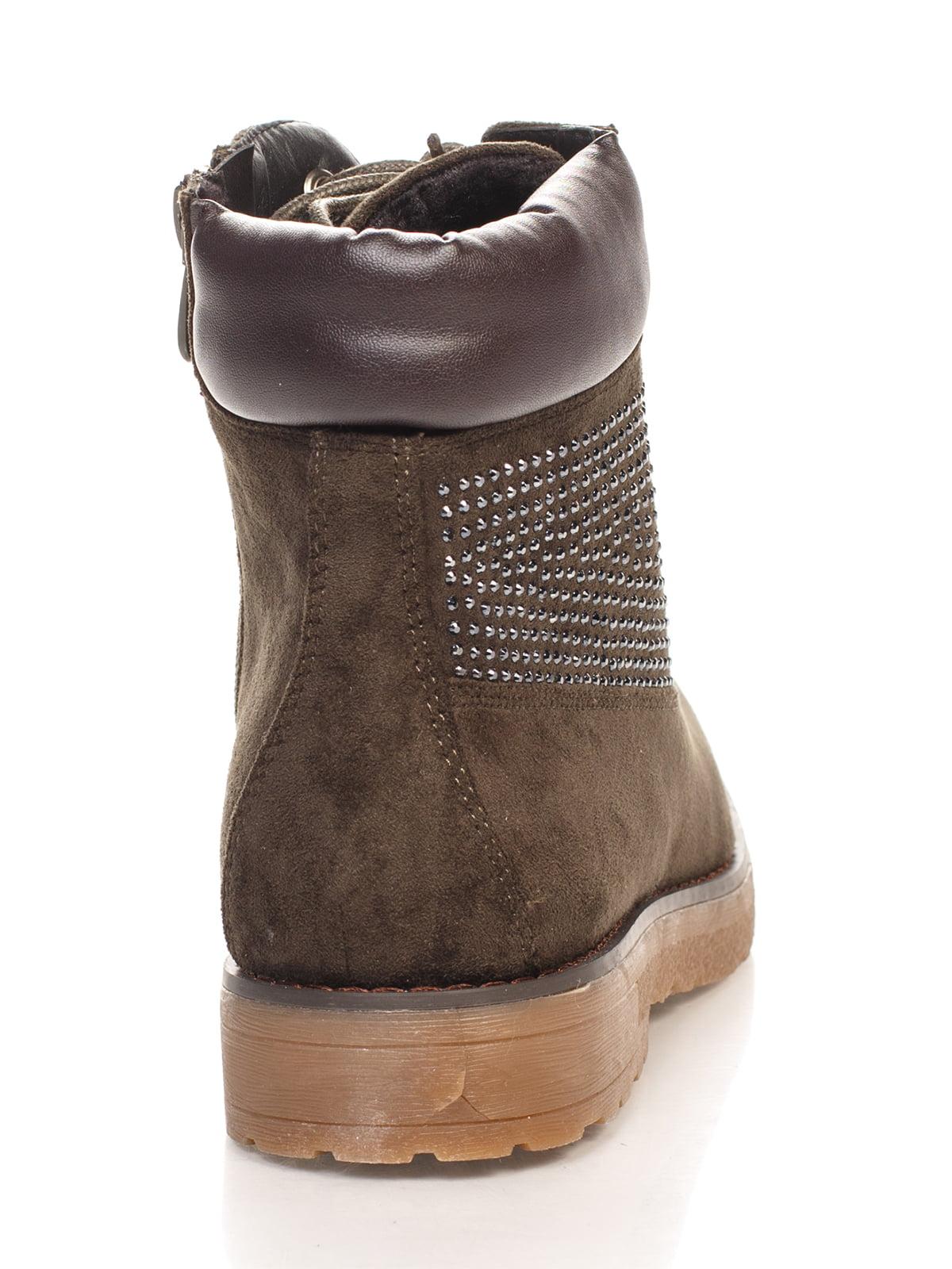 Ботинки черные | 4603007 | фото 3