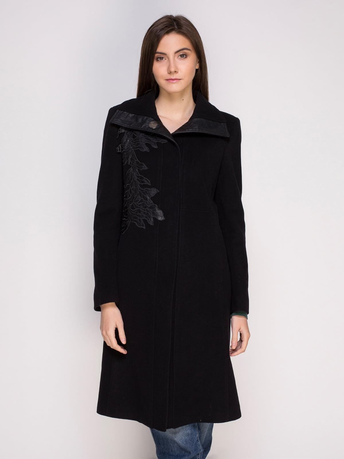 Пальто черное | 4599387