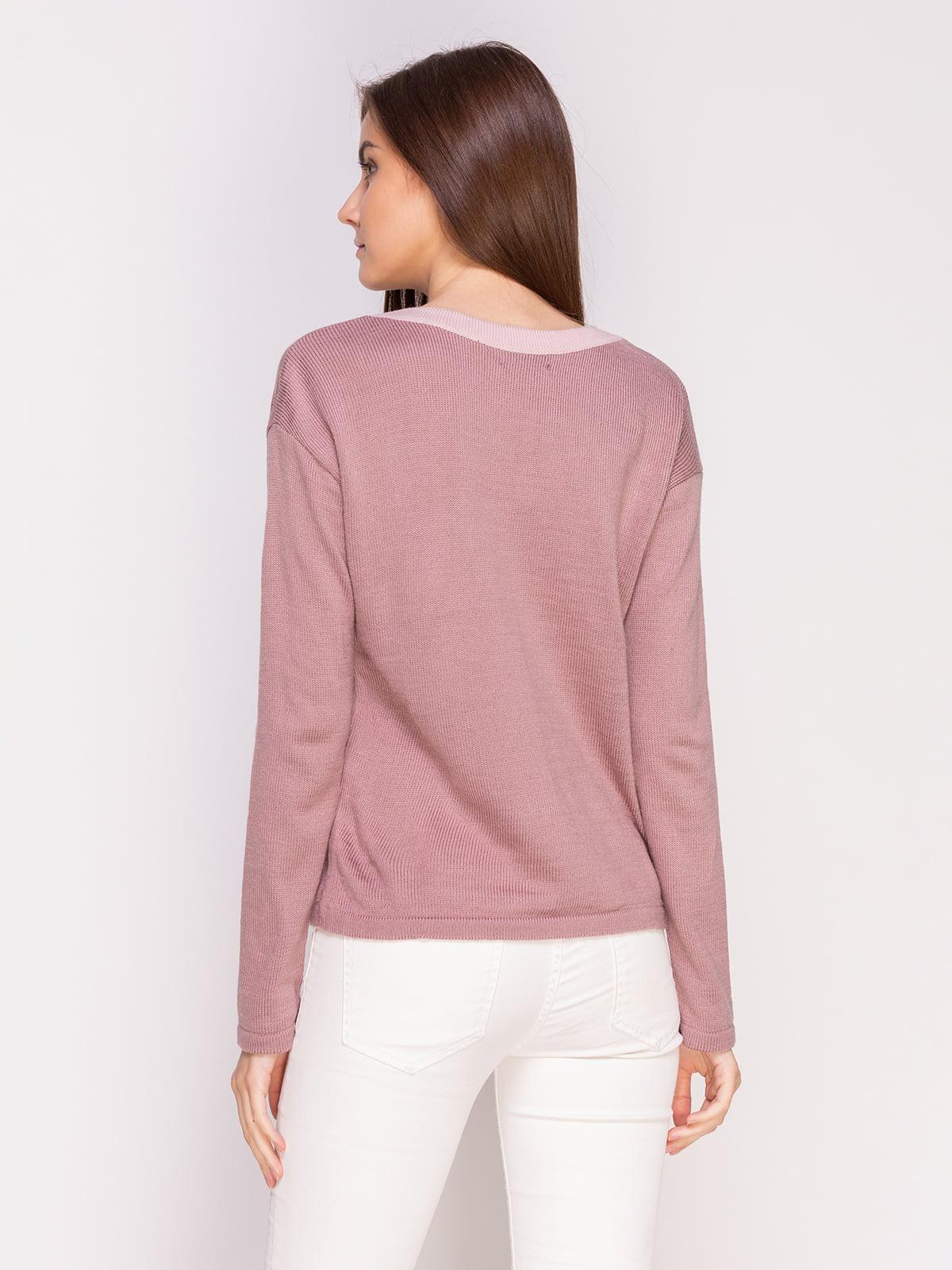 Джемпер рожевий   4600908   фото 2