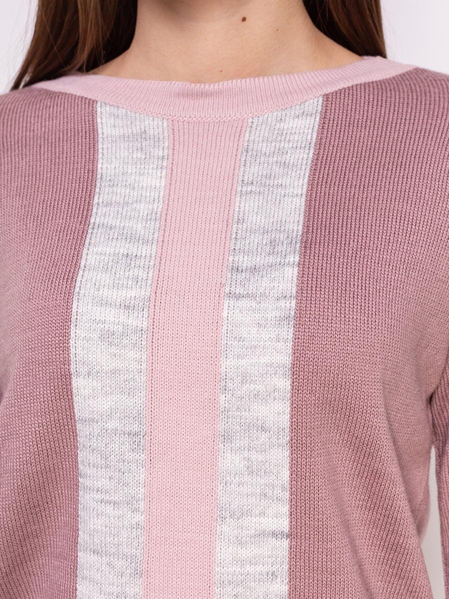 Джемпер рожевий   4600908   фото 3