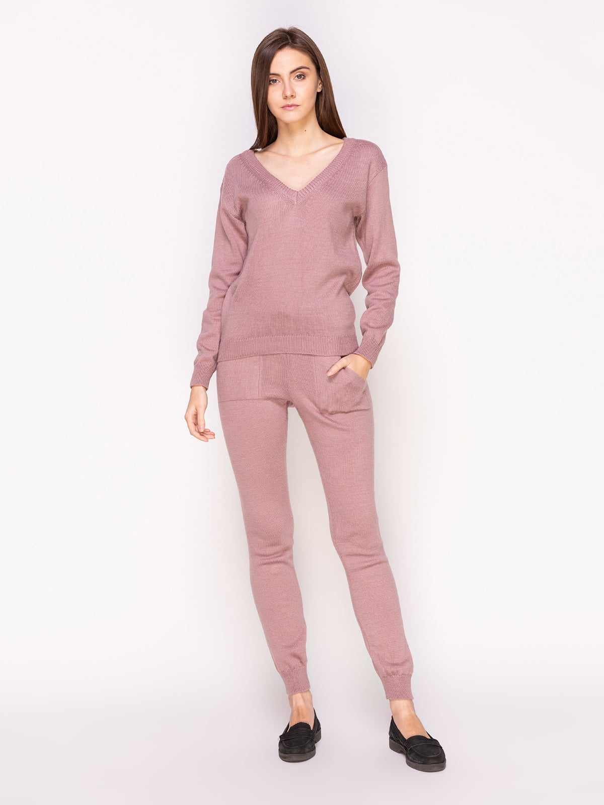 Комплект: пуловер і штани | 4600875