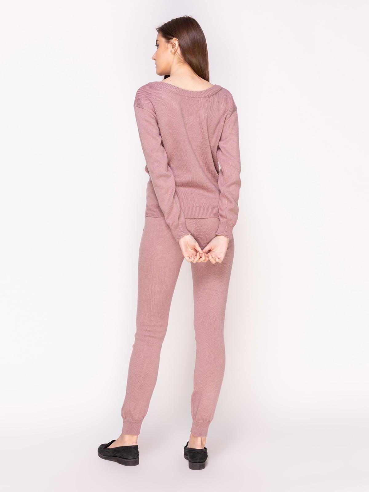 Комплект: пуловер і штани | 4600875 | фото 2