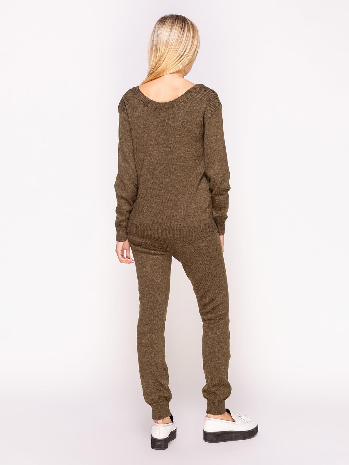 Комплект: пуловер і штани | 4600877 | фото 2
