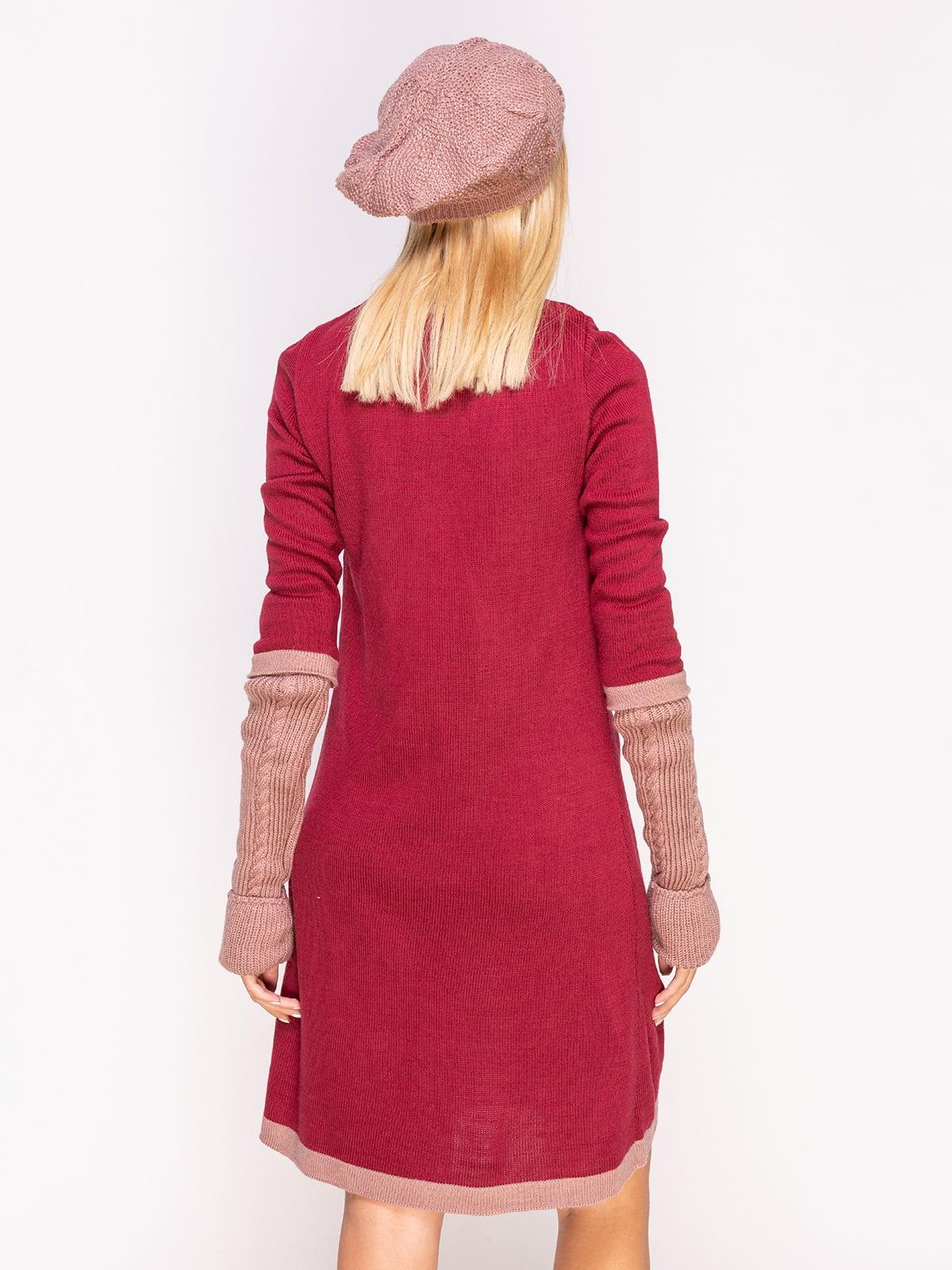 Комплект: сукня, берет і гетри   4600918   фото 2