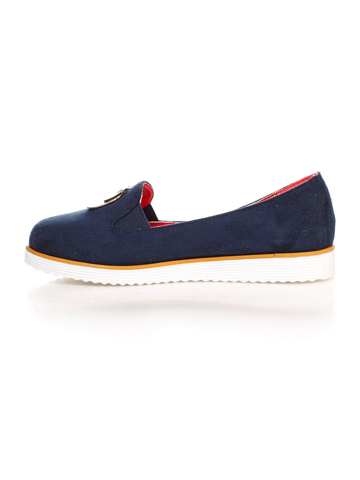 Туфли синие | 4605865 | фото 2