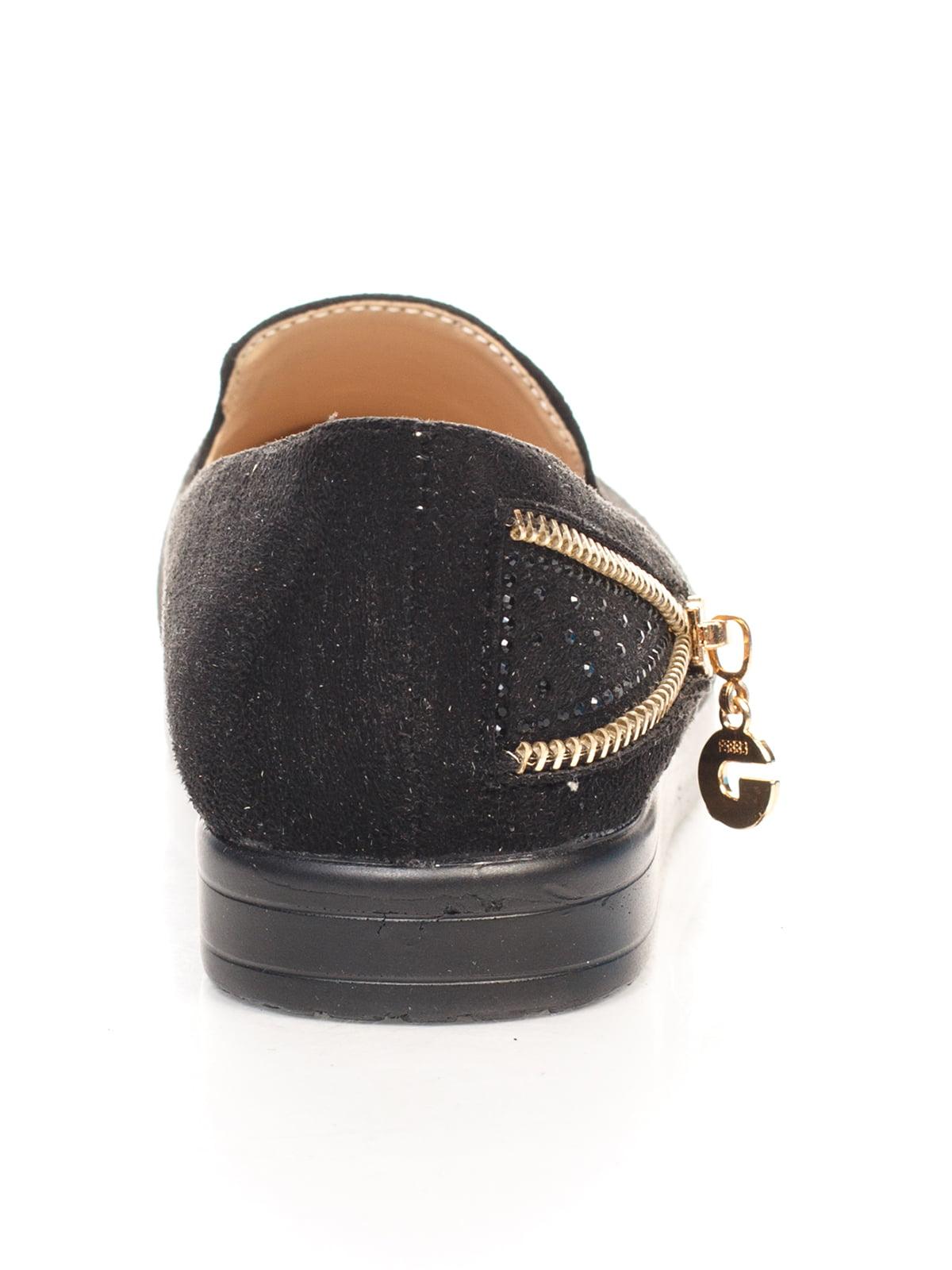 Туфли черные | 4605854 | фото 3