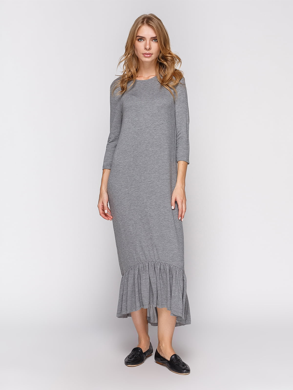 Сукня сіра | 4562911