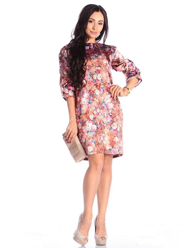 Сукня в принт | 4610401