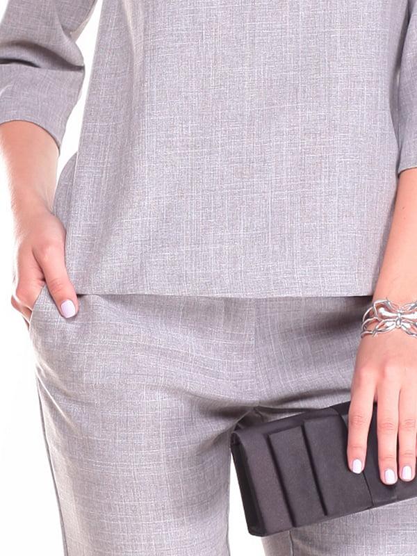 Костюм: блуза и брюки   4610423   фото 3