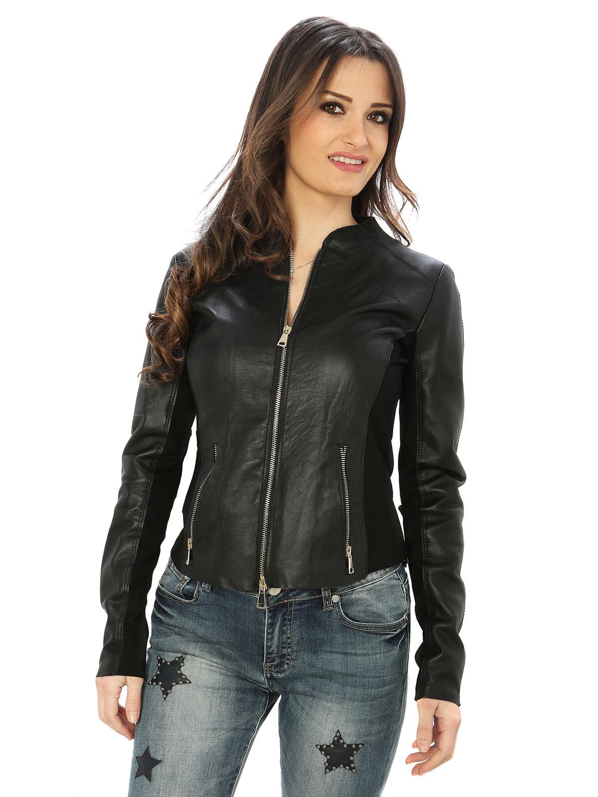 Куртка черная | 4606052 | фото 2