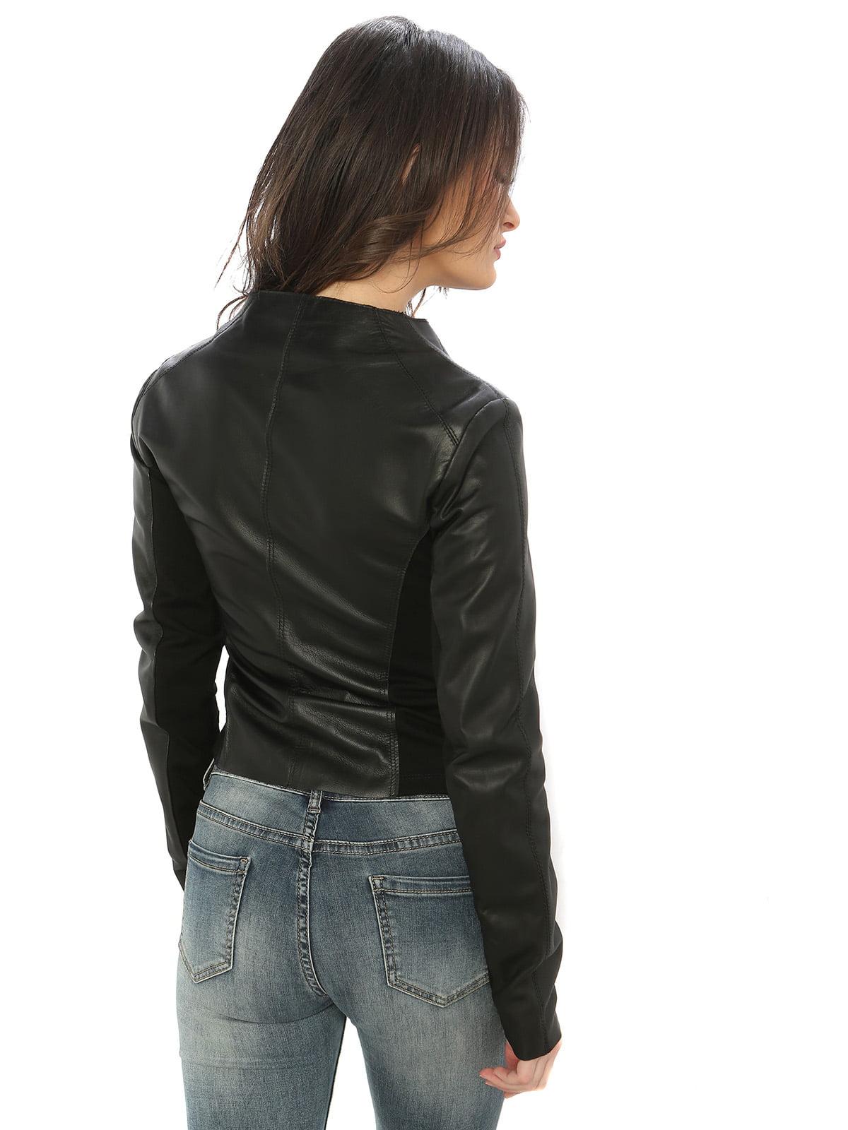 Куртка черная | 4606052 | фото 4