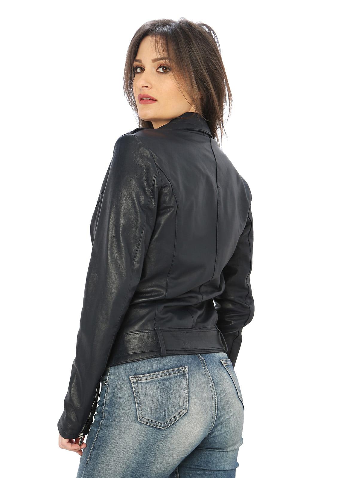 Куртка темно-синяя   4606090   фото 4