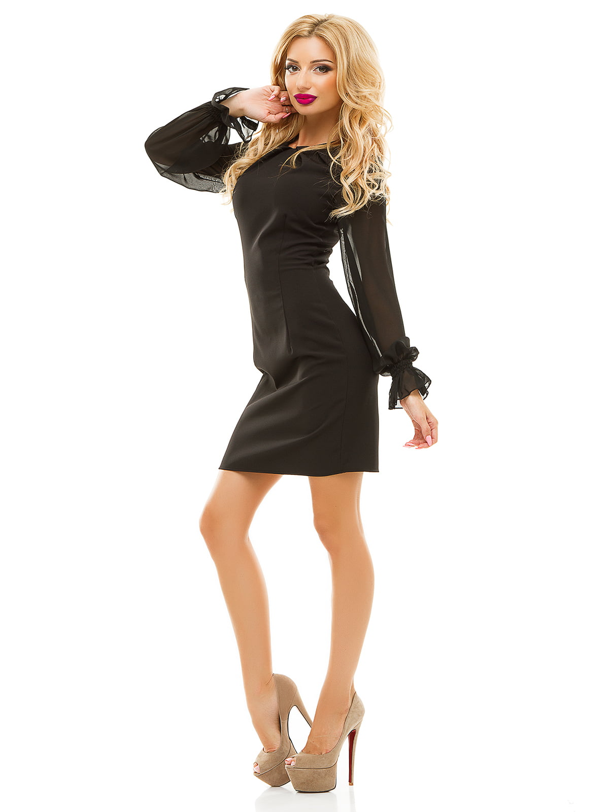 Сукня чорна | 2635013