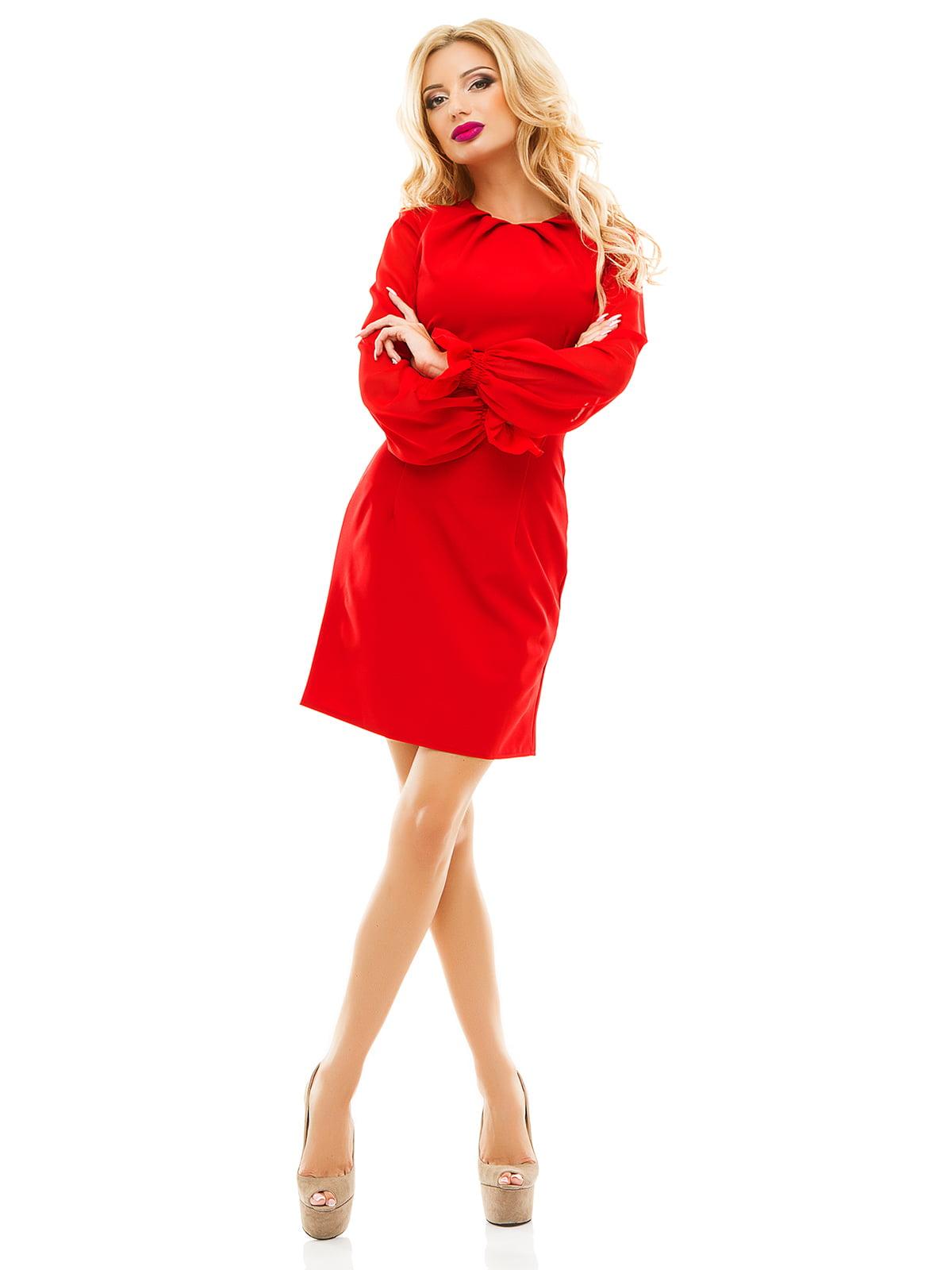 Сукня червона   2635016