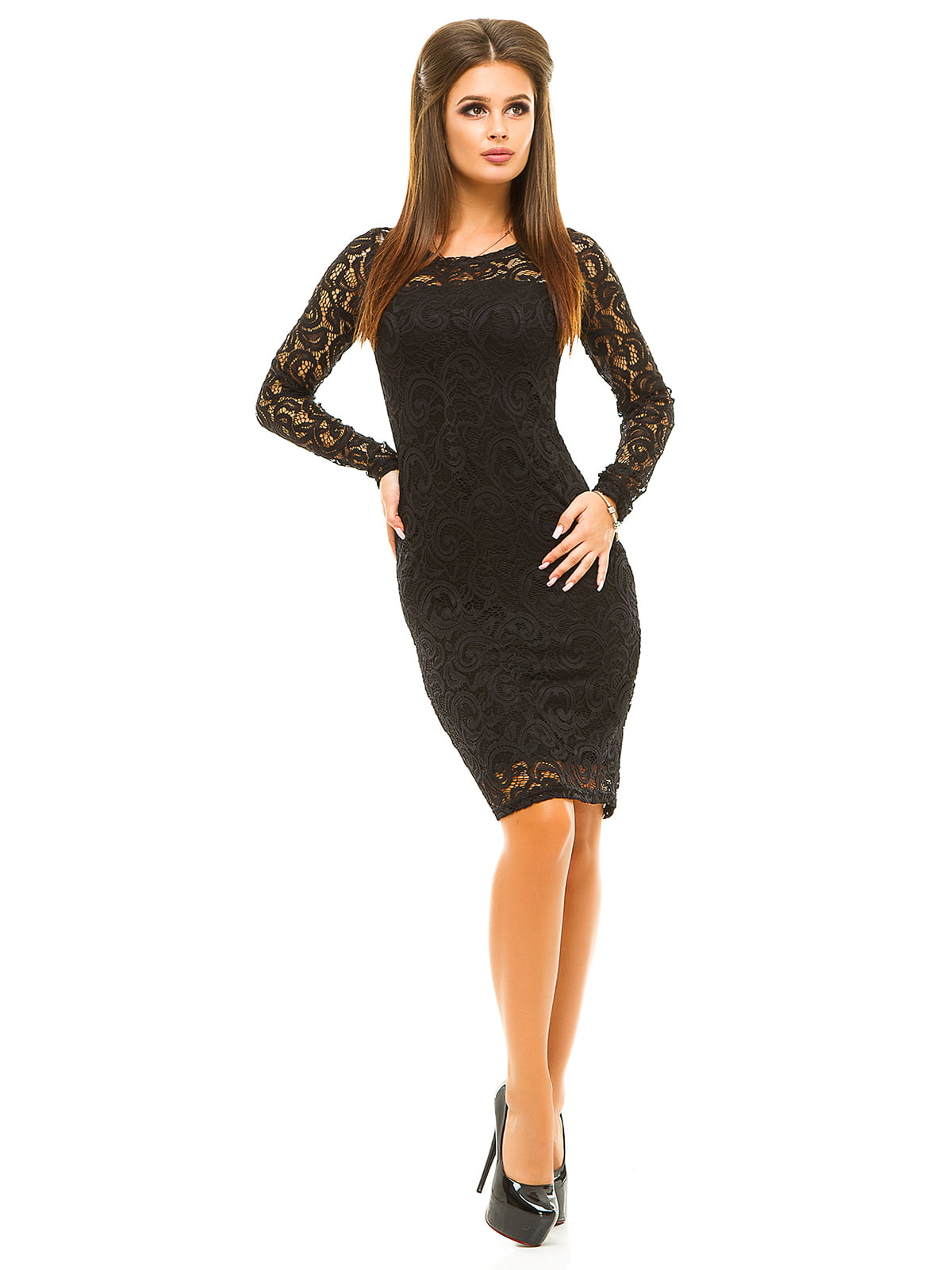 Сукня чорна | 3638959