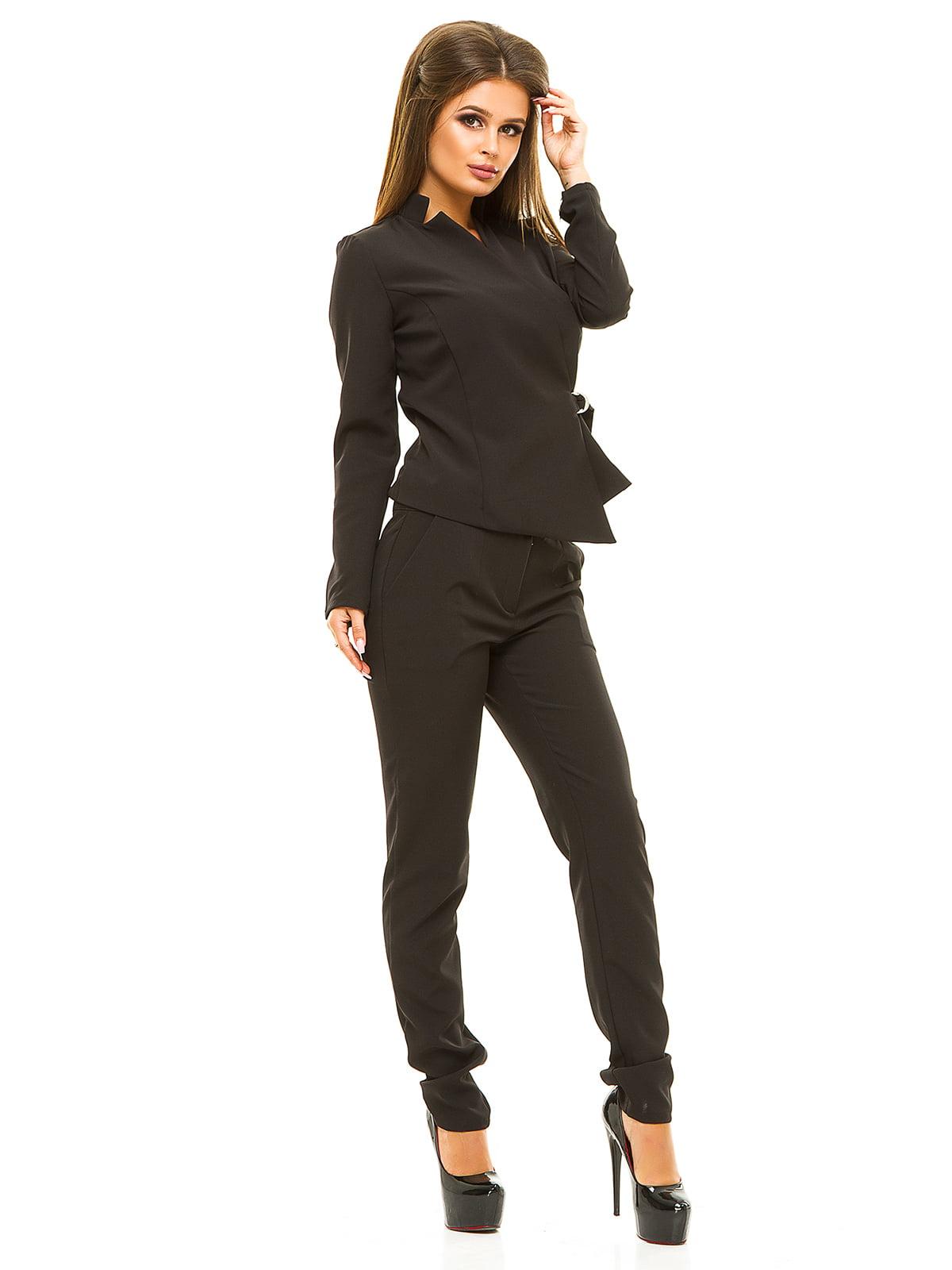 Костюм: жакет і штани | 3639006
