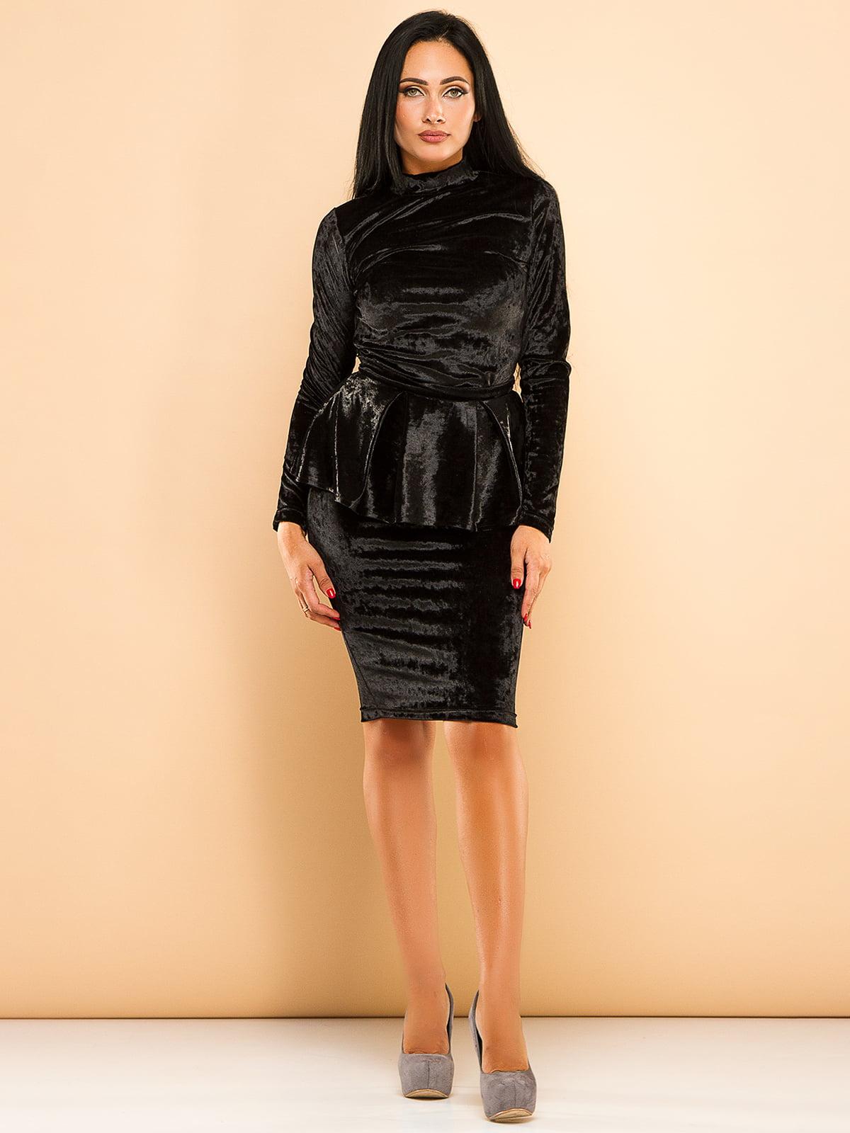 Сукня чорна   3701523