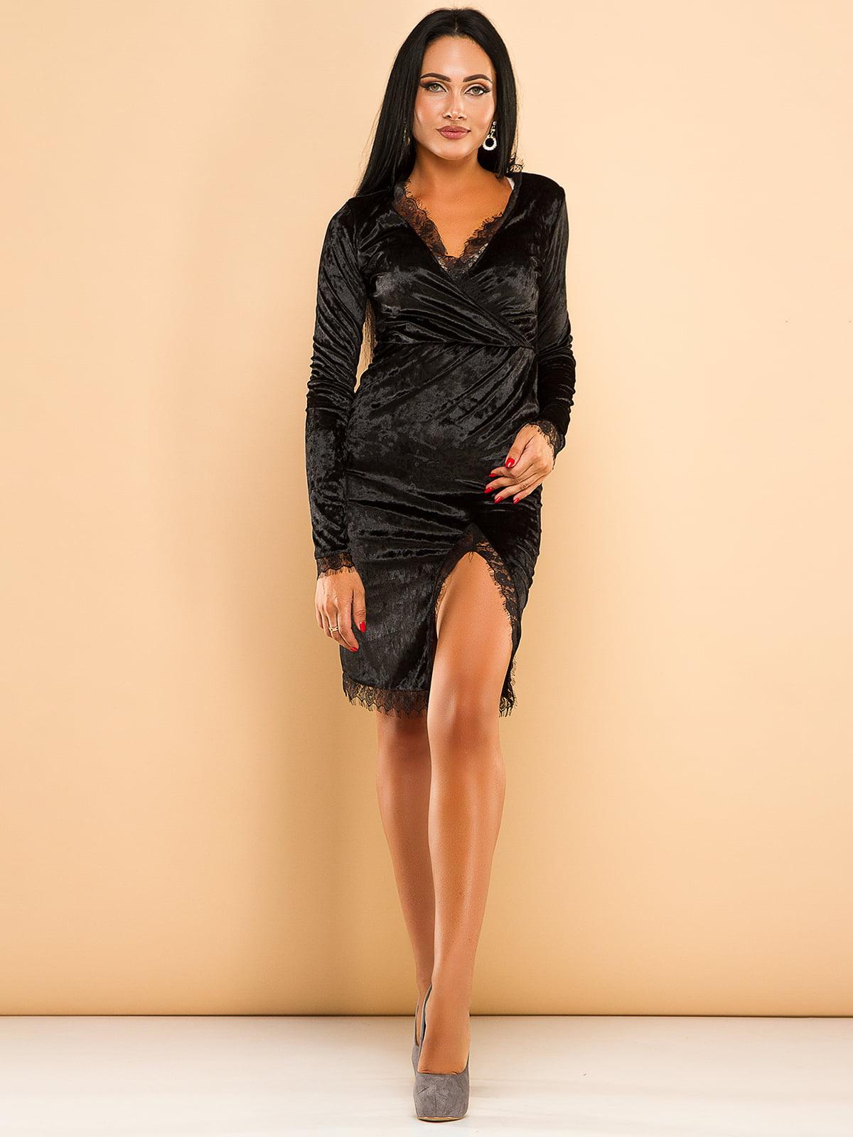 Сукня чорна   3701547