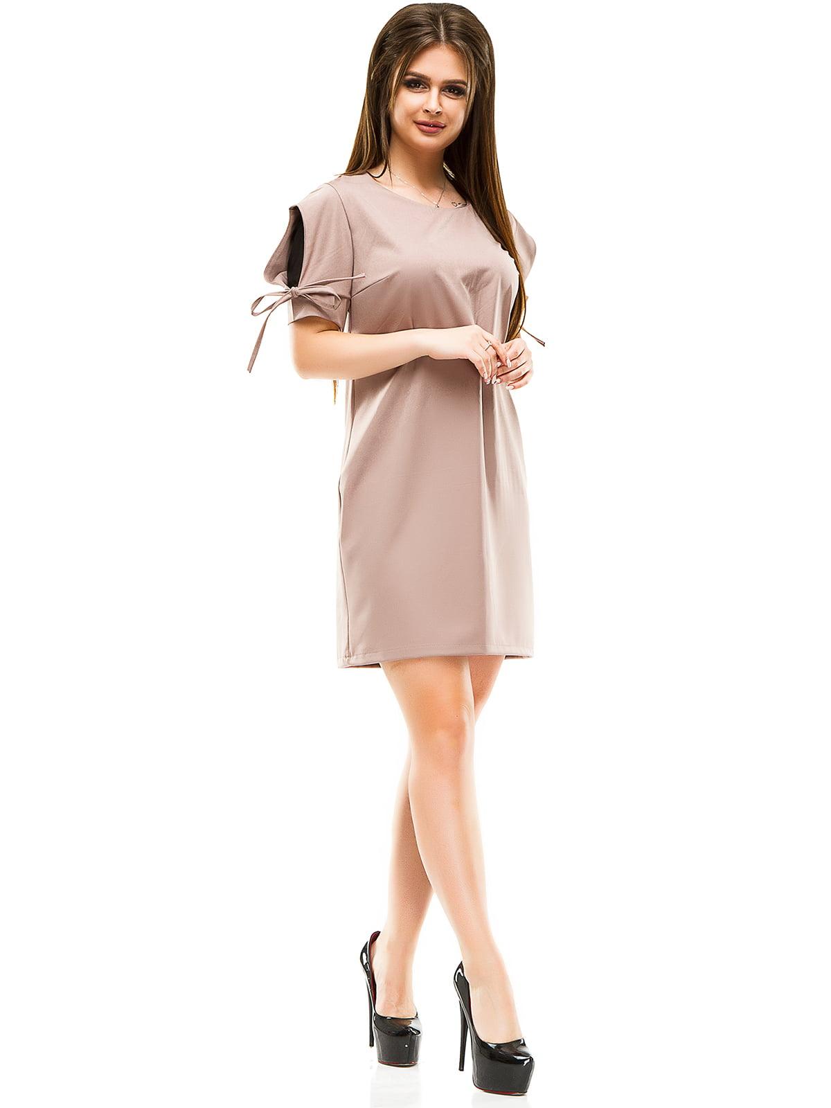 Сукня бежева | 4613488