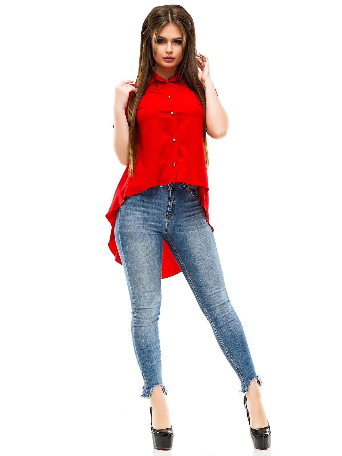 Сорочка червона | 4613502