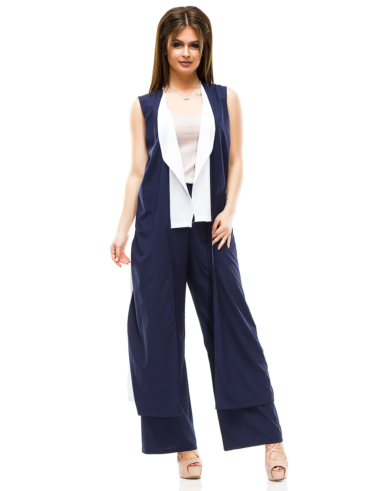 Костюм: жилет і штани | 4613525
