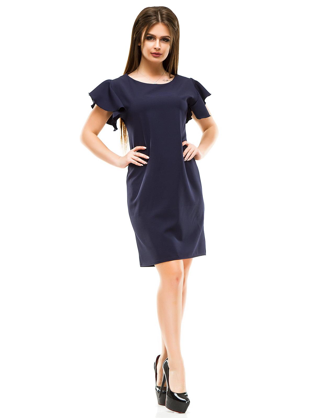 Сукня темно-синя | 4613696