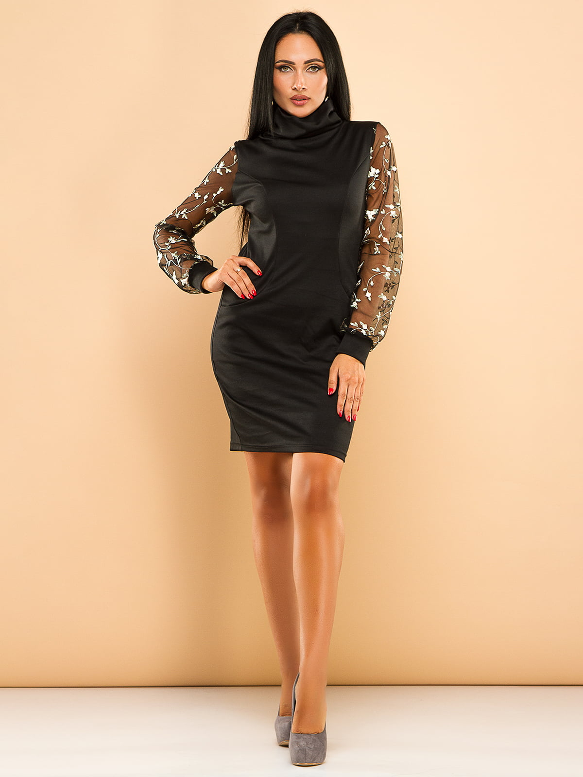 Сукня чорна | 4613701