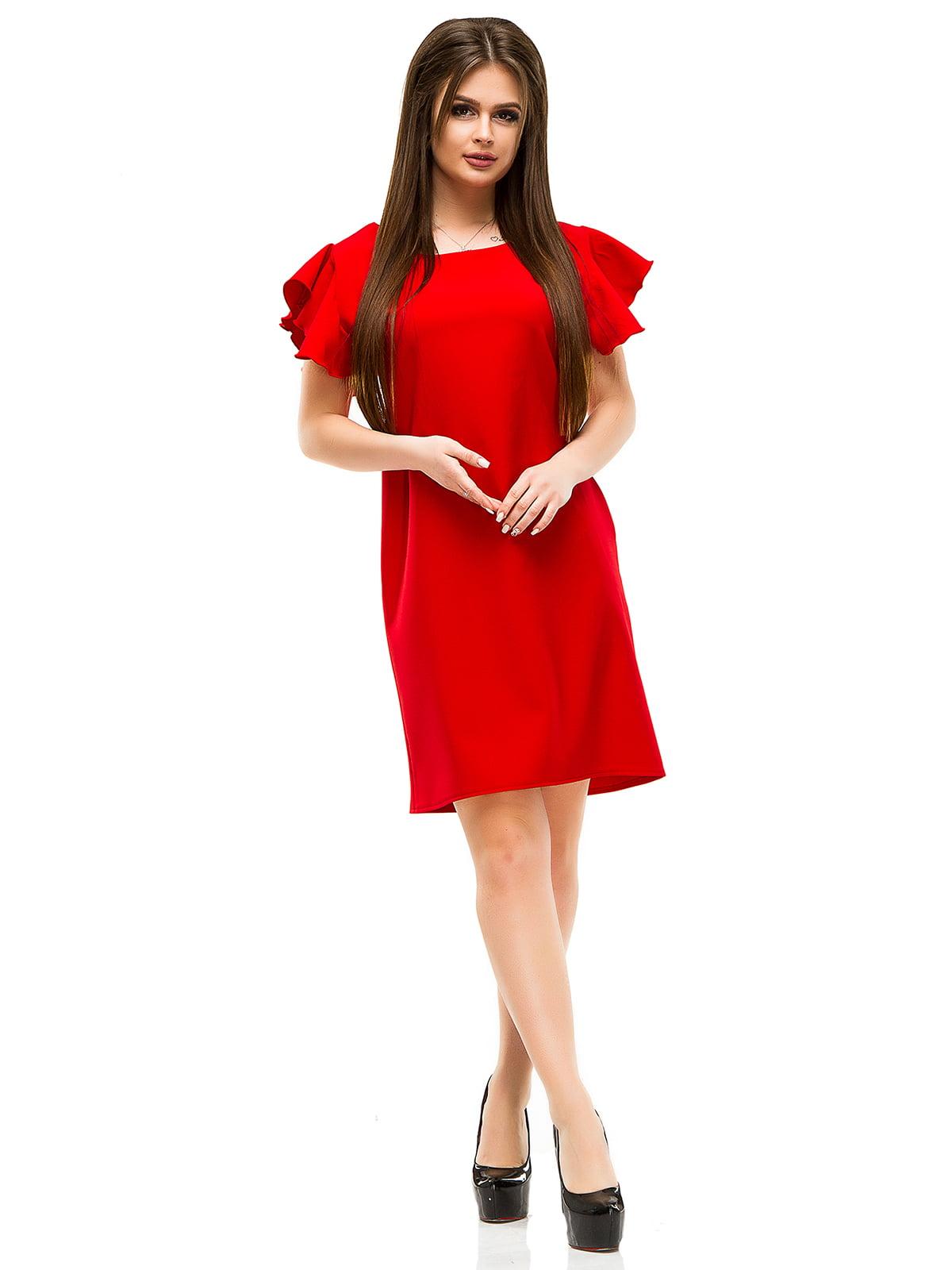 Сукня червона | 4613709
