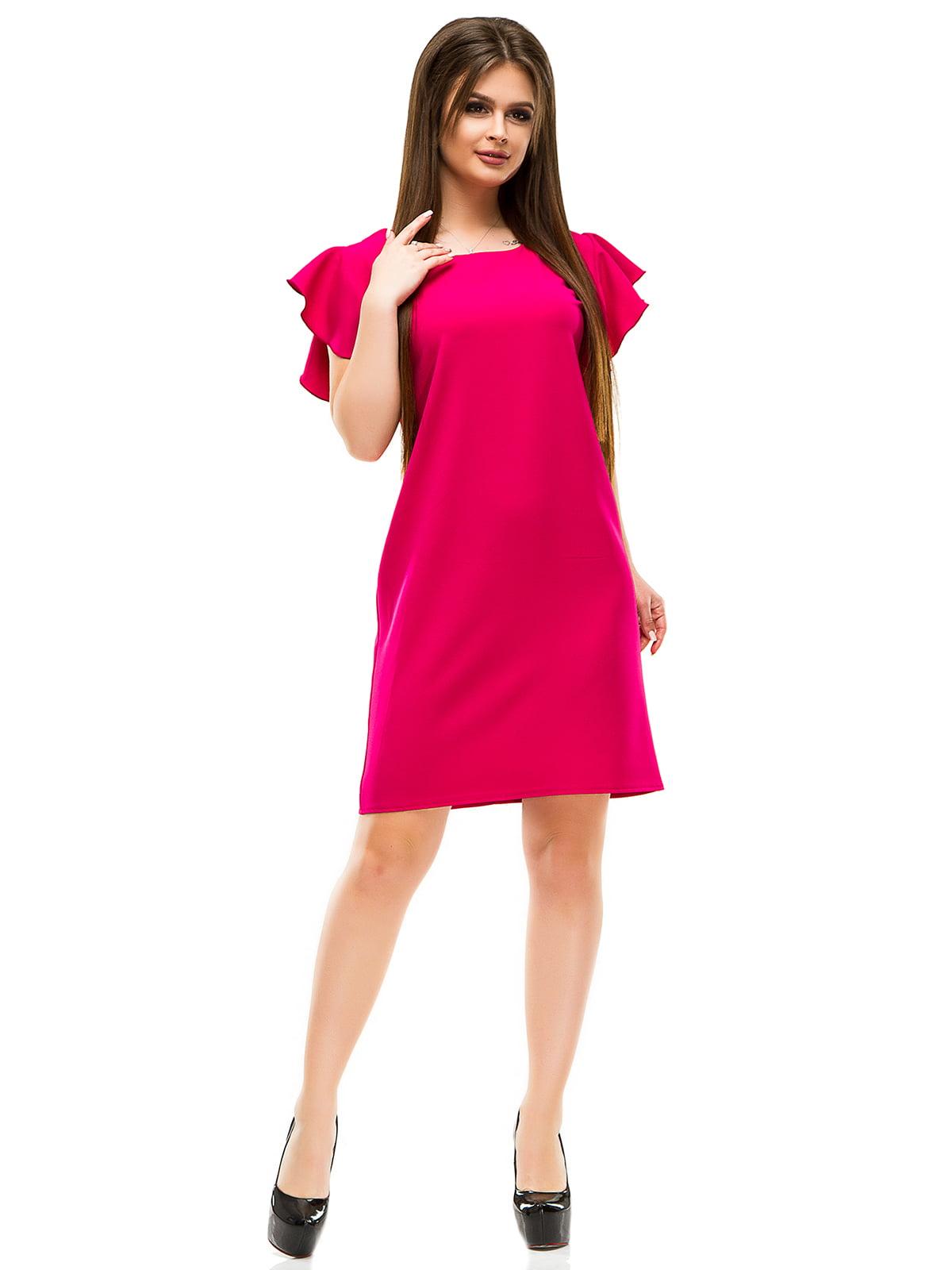 Сукня малинового кольору | 4613712