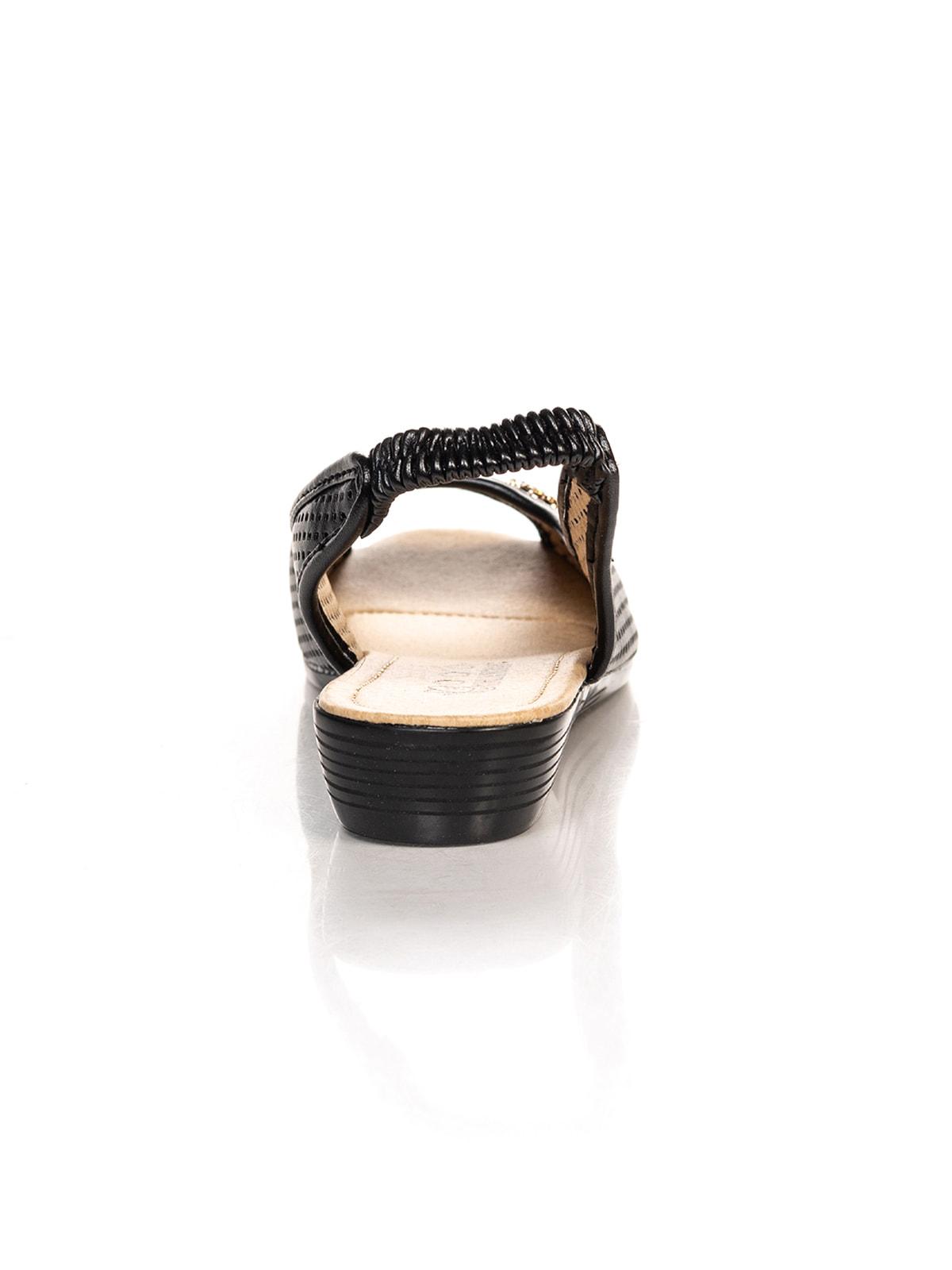 Босоножки черные | 4605915 | фото 3