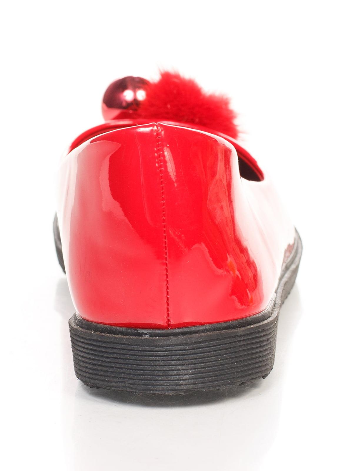Балетки красные | 4605147 | фото 3