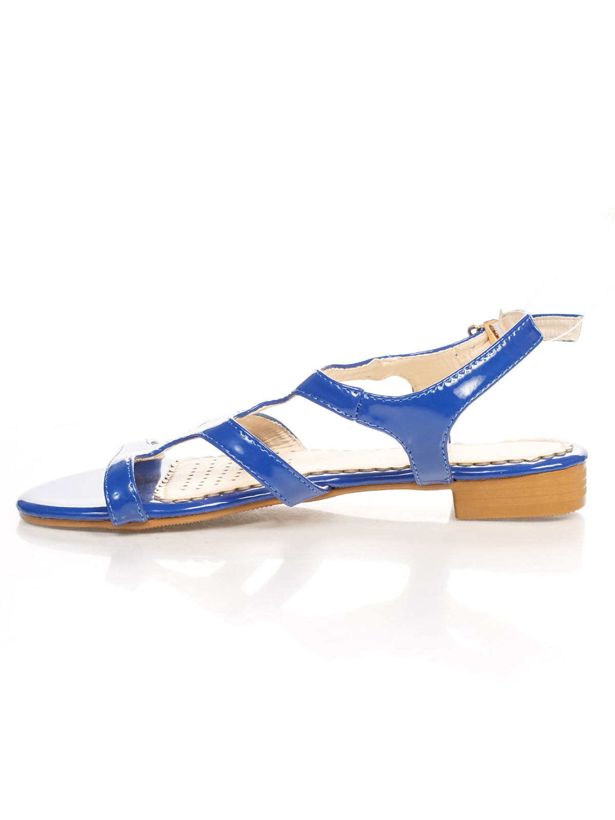 Сандалии синие | 4605211 | фото 2