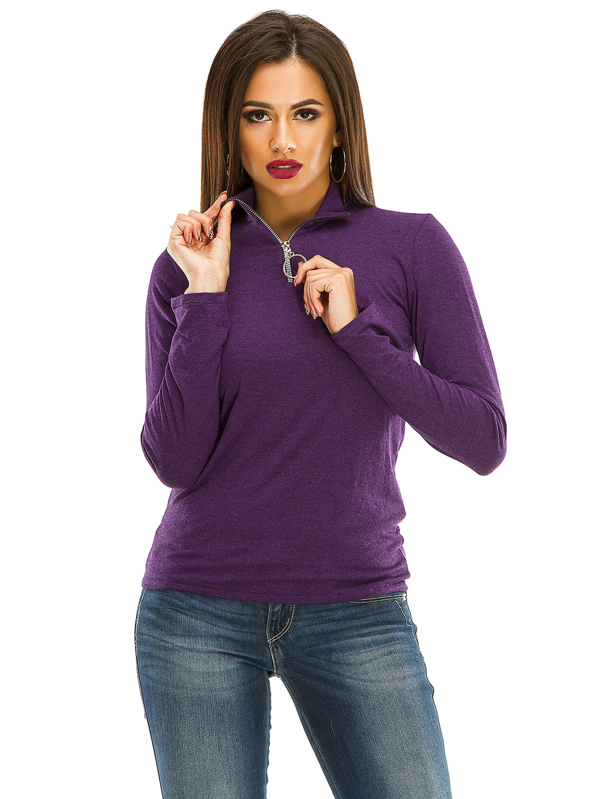 Гольф фіолетовий | 4614757