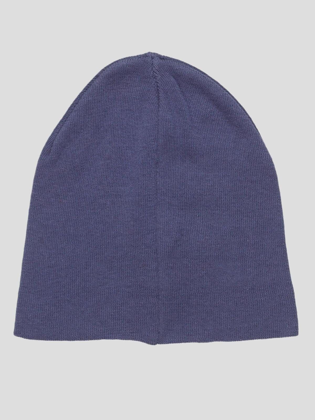 Шапка синяя   4575189
