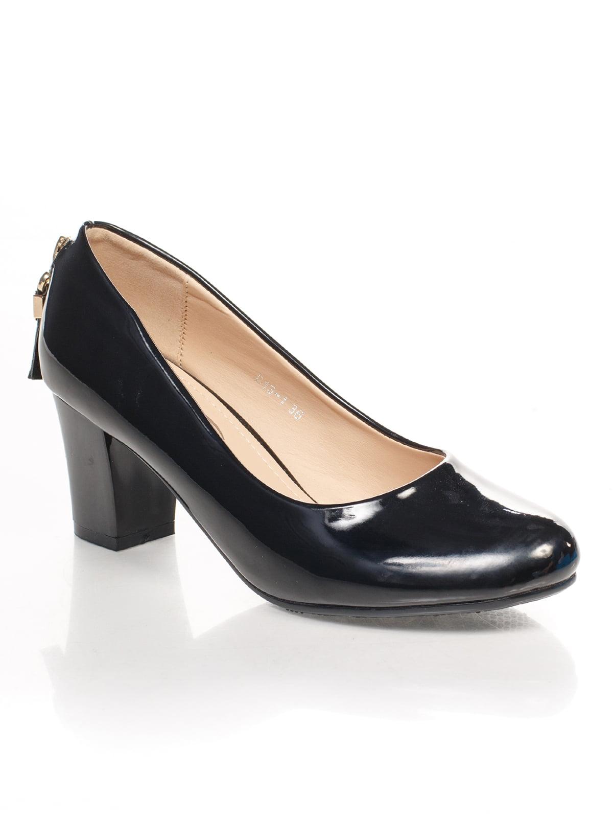 Туфли черные | 4605869