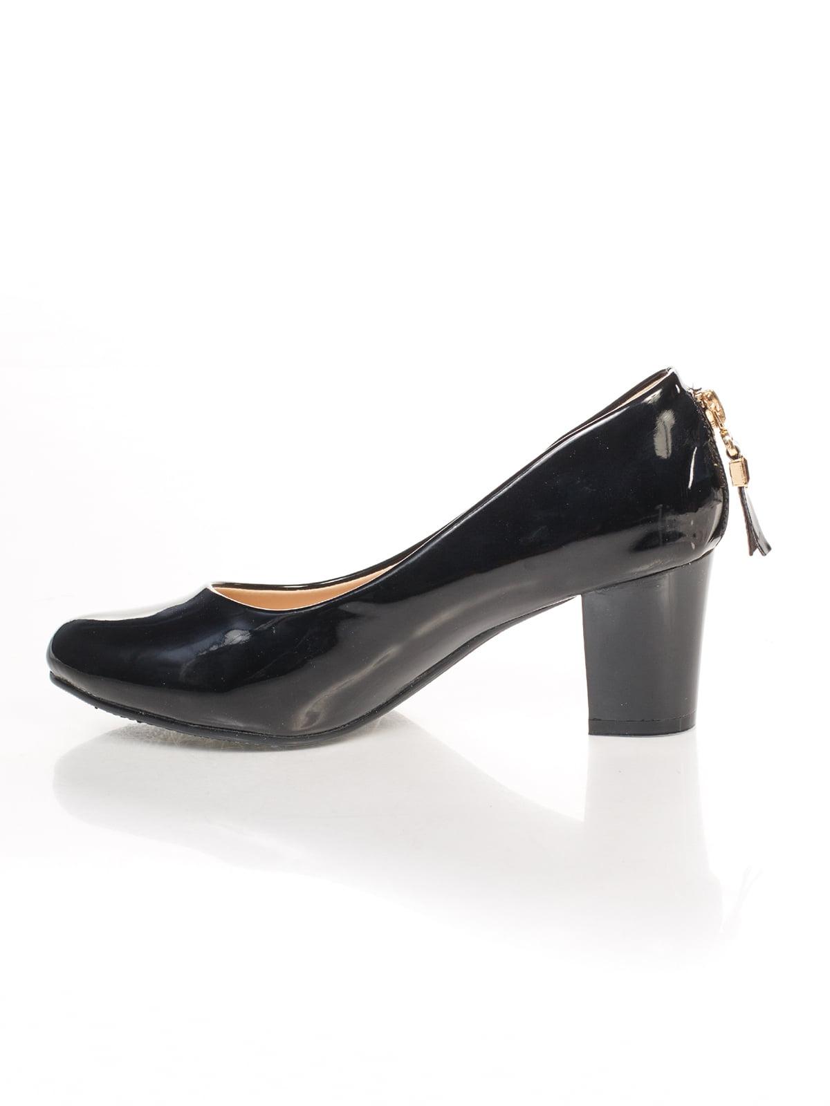 Туфли черные | 4605869 | фото 2